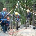 More Search & Rescue Training