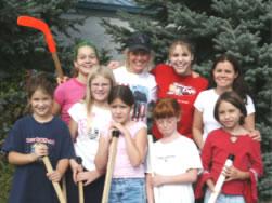 Girls Saturday Program Floor Hockey