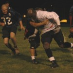 Oregon Forces a Fumble!