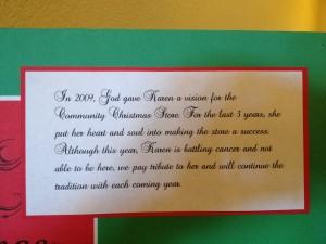 Community Christmas Store